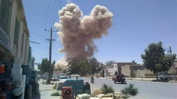 حمله انتحاری در قندهار، دولت افغانستان 14 شهرستان را از طالبان پس گرفت، واکنش سازمان ملل به تشدید درگیری ها