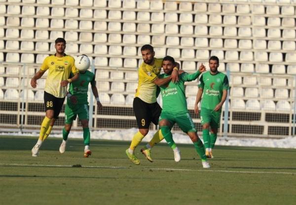 لیگ برتر فوتبال، سپاهان برای شکست قعرنشین به زحمت افتاد، حفظ فاصله دو امتیازی با پرسپولیس