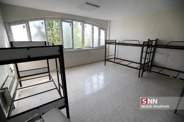 خوابگاه دانشجویی گلستان 2 دانشگاه علوم پزشکی کرمان به بهره برداری می رسد