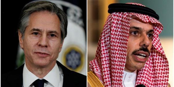 مذاکره وزرای خارجه آمریکا و عربستان درباره ایران