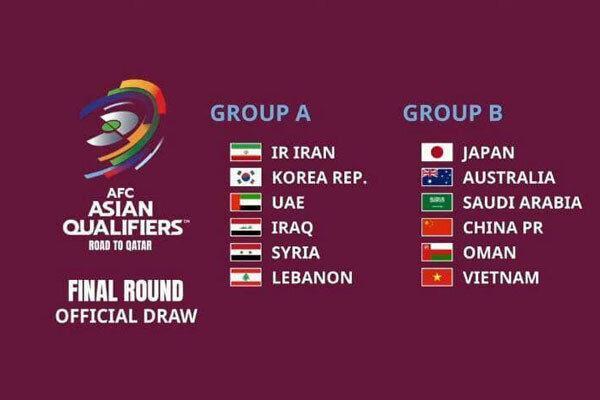 زمان و برنامه دیدارهای تیم ملی فوتبال ایران معین شد