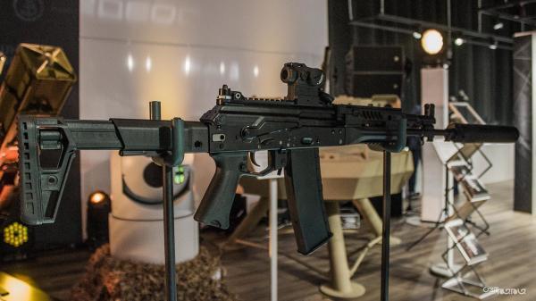 کوتاه درباره اسلحه AK، 19