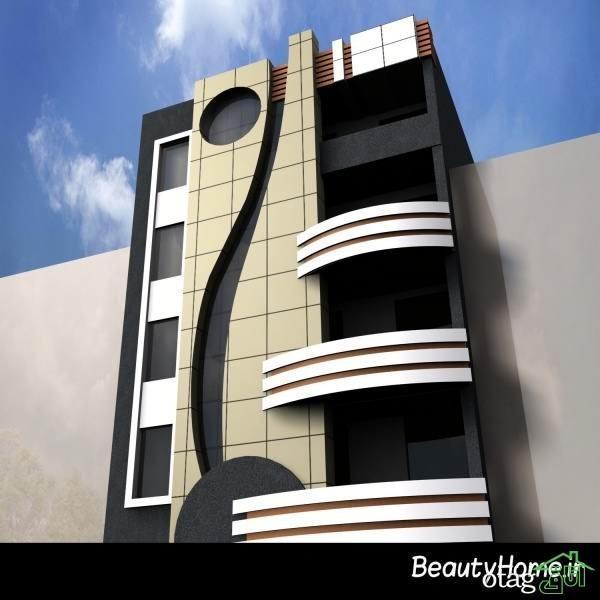 30 مدل عکس نمای کامپوزیت ساختمان ایرانی و خارجی [مدرن و فوق لوکس] 1400