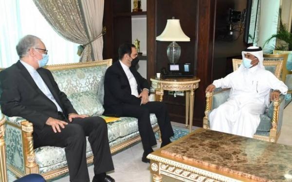 تور دوحه: رایزنی معاون وزیر خارجه با قائم مقام وزارت خارجه قطر در خصوص شرایط ایرانیان مقیم